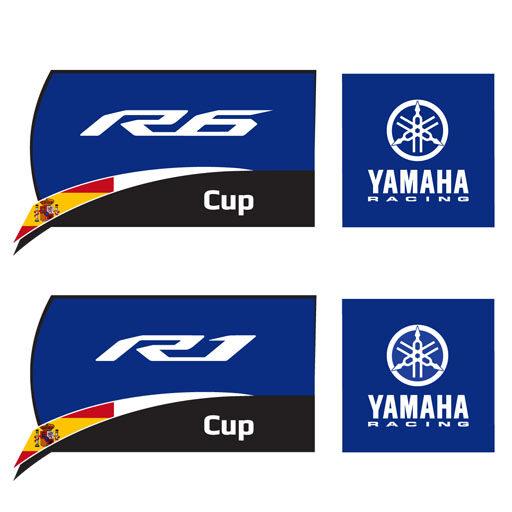 Yamaha R1 & R6 Cup